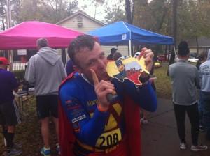 Marathon Man No1 Texas Marathon