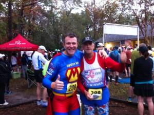 Marathon Man Texas Marathon Pre-Race