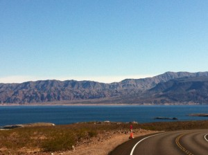 Marathon Man - Lake Mead