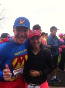 Marathon Man - Birch Bay International Marathon