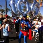 Australia's Marathon Man Trent Morrow chasing the World Record for the most marathons in twelve months; marathonman; running man; phoenix marathon