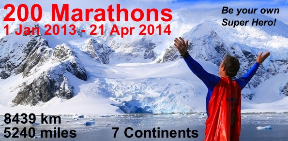 Marathon Man 200 Marathons